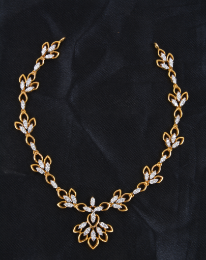 Diamond Necklace 12