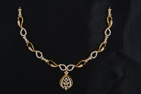 Diamond Necklace 17