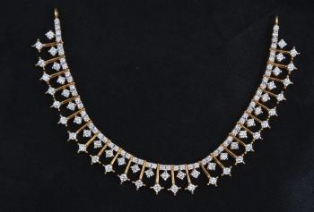 Diamond Necklace 4