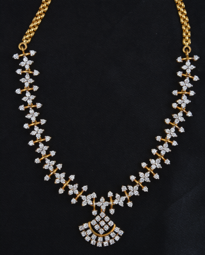 Diamond Necklace 5