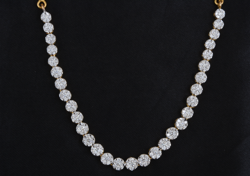 Diamond Necklace 8