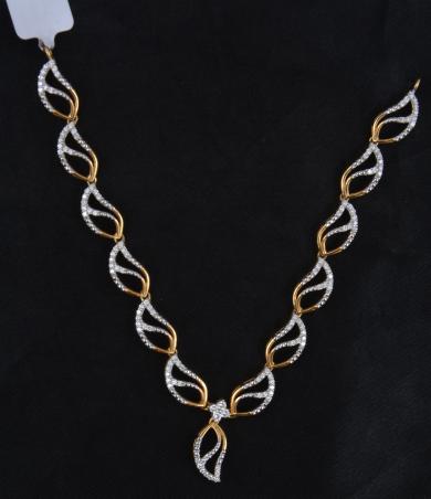 Diamond Necklace 9