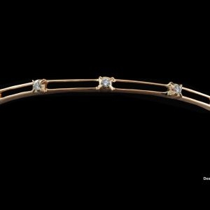 Diamond Bangle 25