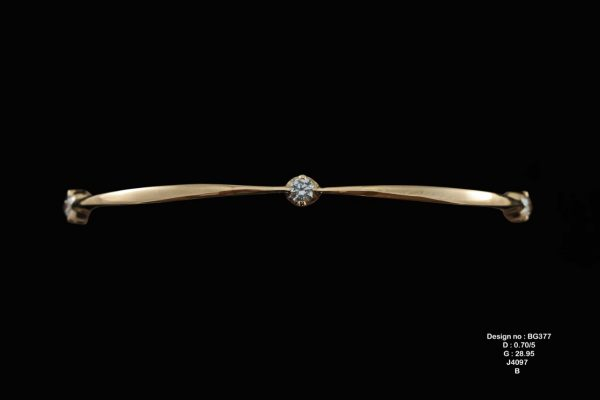Diamond Bangle 31