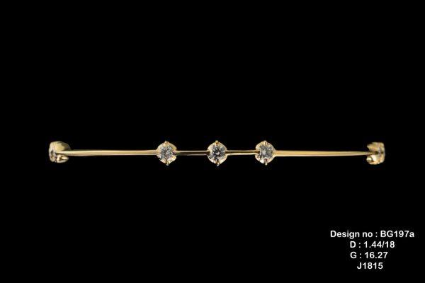 Diamond Bangle 56