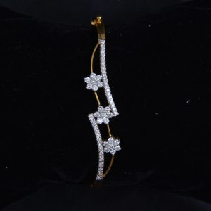Diamond Kada Bangle 2
