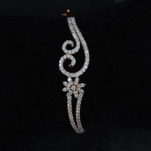 Diamond Kada Bangle 4