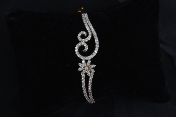Diamond Kada Bangle 4