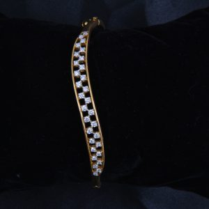 Diamond Kada Bangle 6