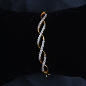Diamond Kada Bangle 7