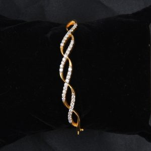 Diamond Kada Bangle 9