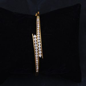 Diamond Kada Bangle 10