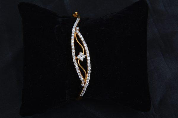 Diamond Kada Bangle 13