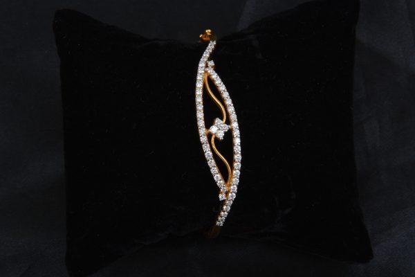 Diamond Kada Bangle 15