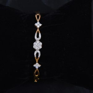 Diamond Kada Bangle 17