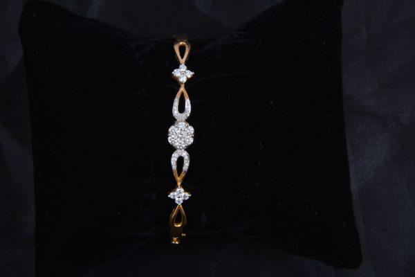 Diamond Kada Bangle 17