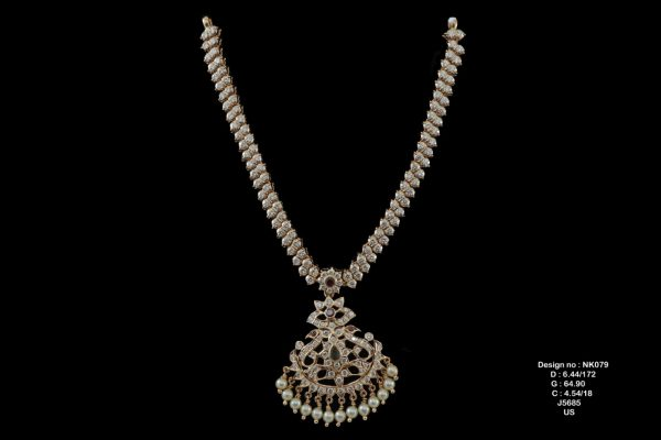Diamond Necklace 21