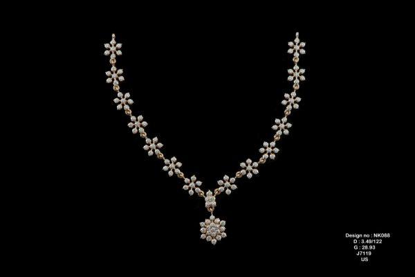 Diamond Necklace 22
