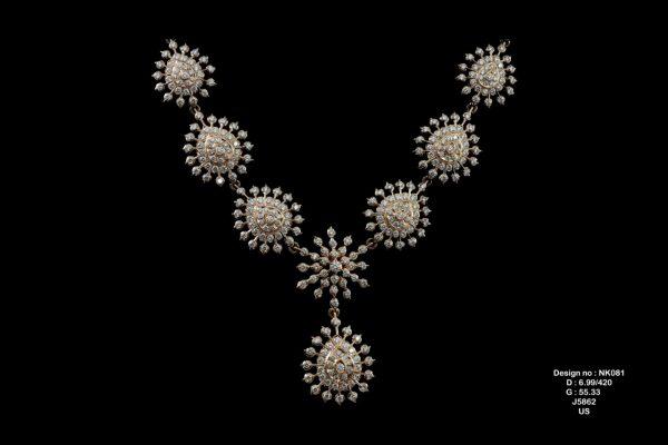 Diamond Necklace 24