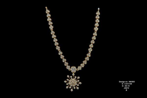 Diamond Necklace 25