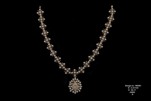 Diamond Necklace 27