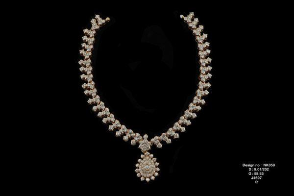 Diamond Necklace 29