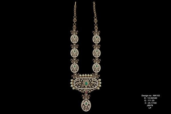 Diamond Necklace 33