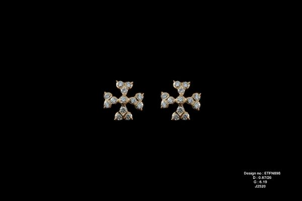 Diamond Earrings 1