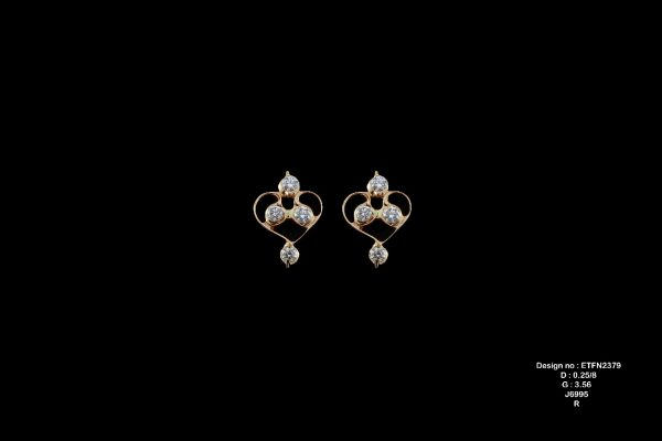 Diamond Earrings 2