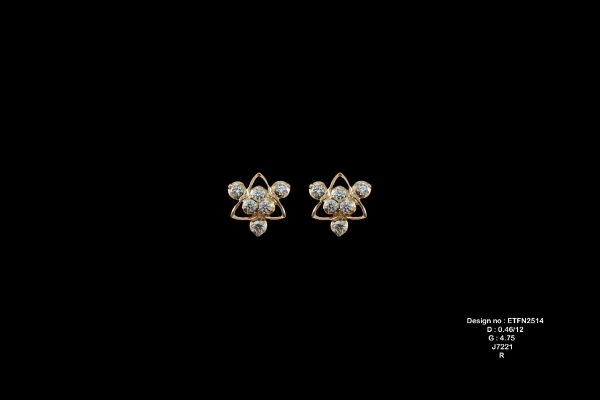 Diamond Earrings 3