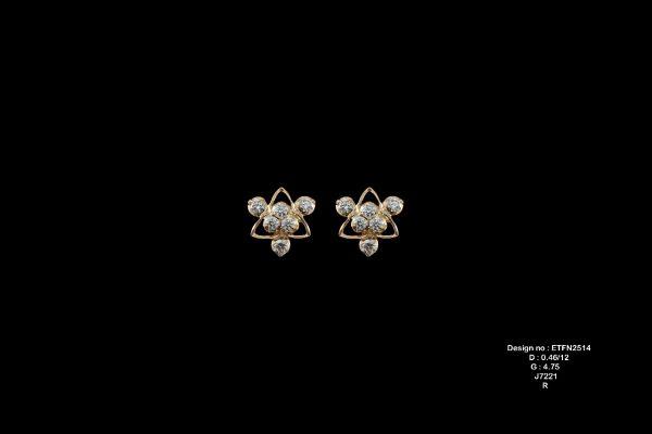 Diamond Earrings 3