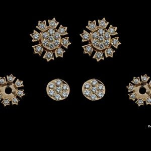 Diamond Earrings 7