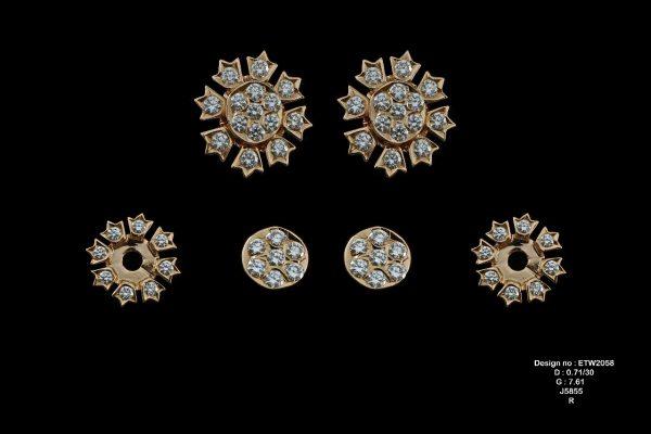 Diamond Earrings 7