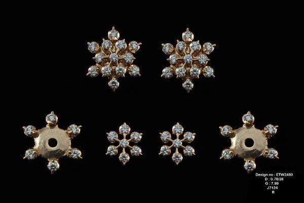 Diamond Earrings 8
